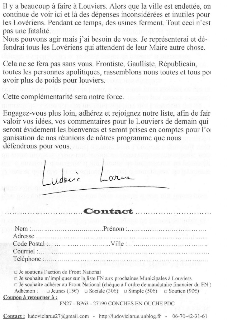 louviers-1.1v Emmanuel Camoin dans Nos Tracts