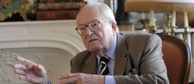 Jean Marie Le Pen :