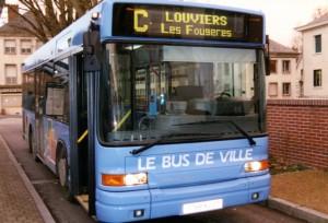 Transbord Louviers : Le chauffeur se fait insulté de