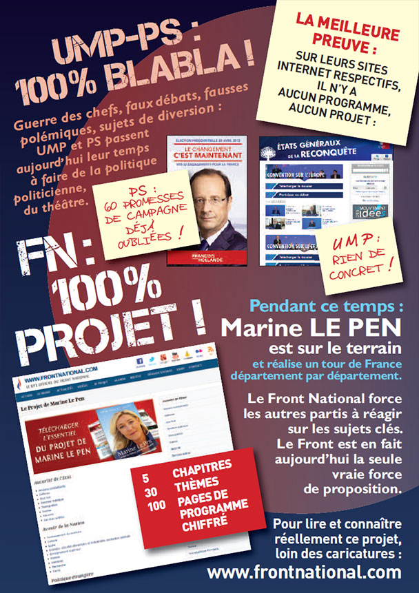 tract21 louviers tract fn dans Nos Tracts