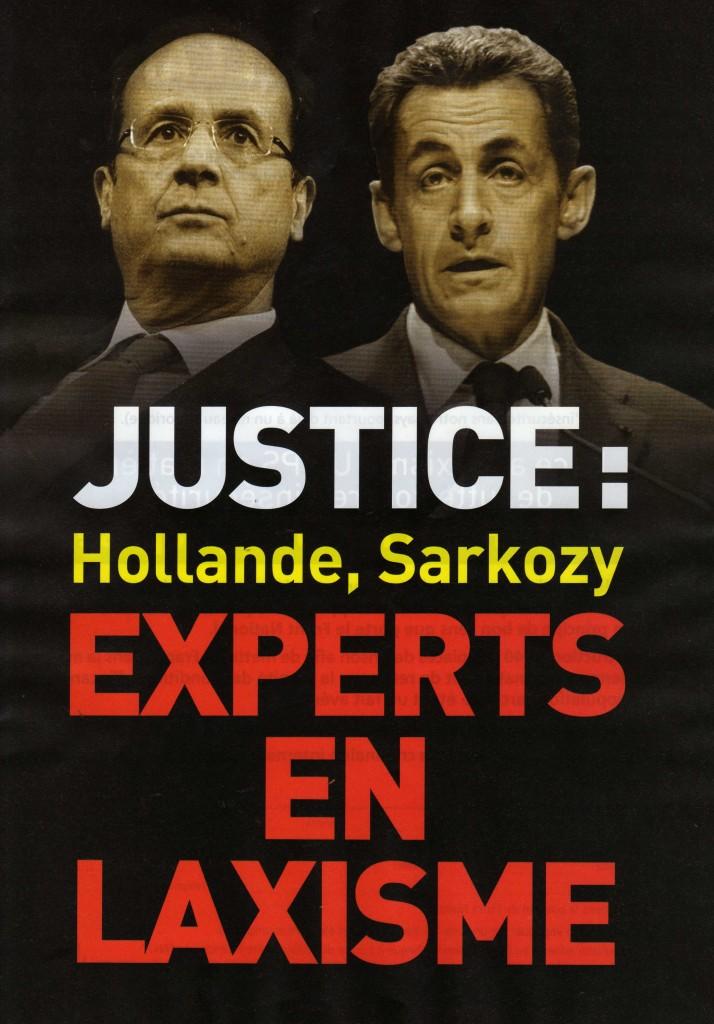 Justice : Après le laxisme des années Sarkozy, LE LAXISME HOLLANDE dans Campagnes img034
